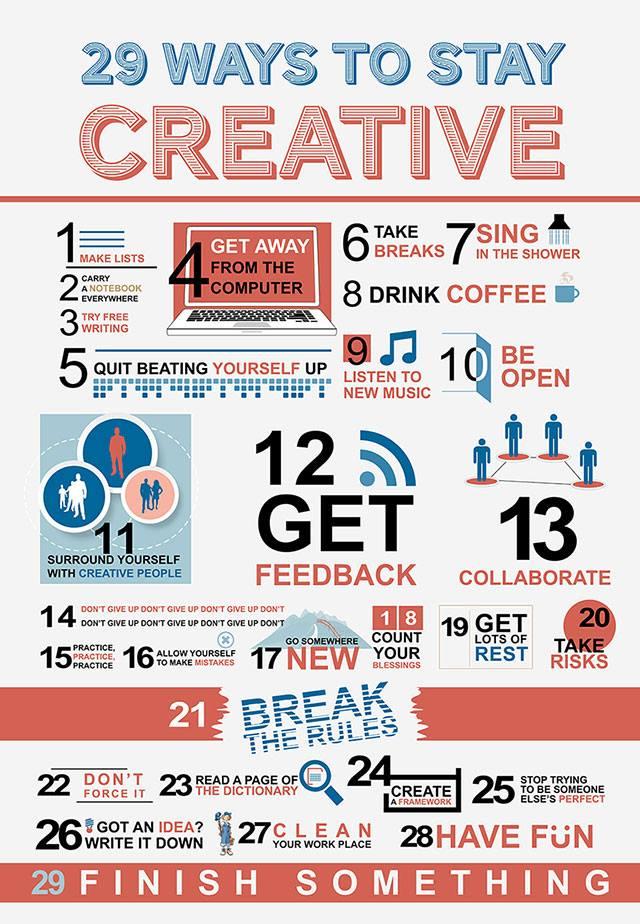 dica criatividade