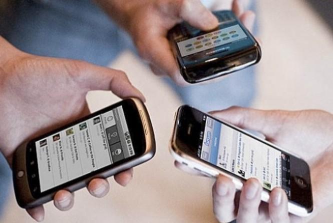 publicidade celulares